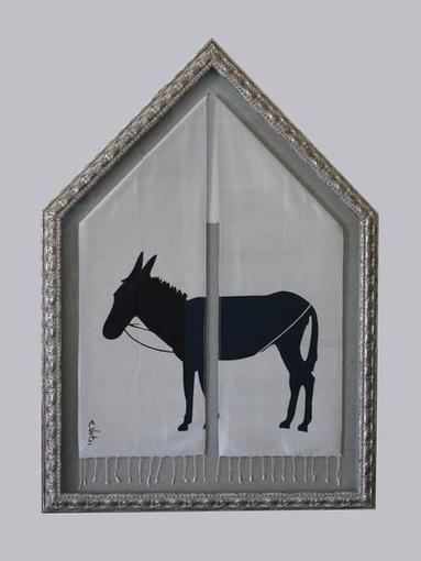 Donkey Scarf
