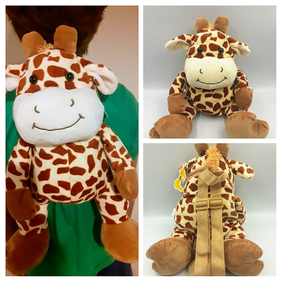 Mochila Girafa