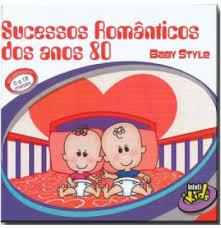 CD Sucessos Românticos dos anos 80