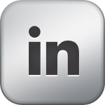 LinkedIn Metallic