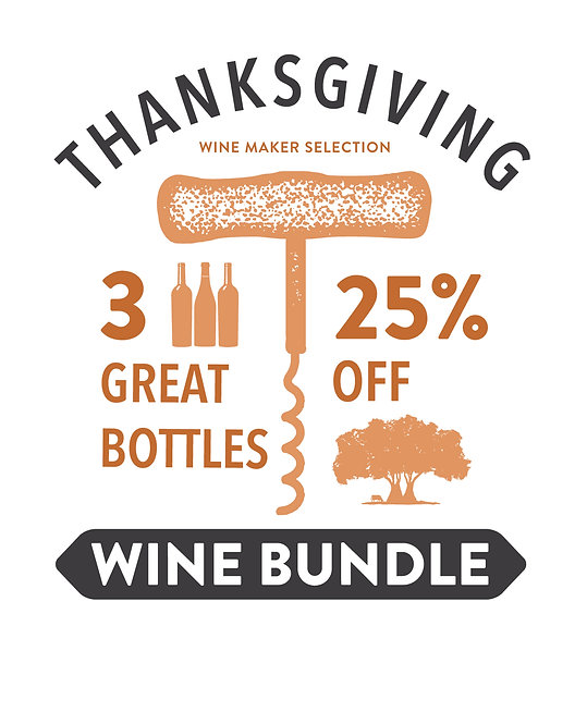 Thanksgiving Wine Bundle #1