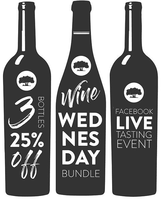 Wine Wednesday Bundle 10.14.2020