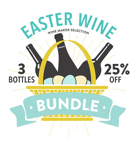 Easter Wine Bundle #1
