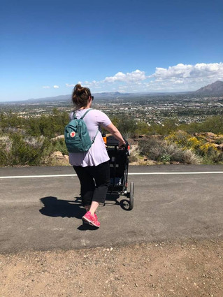 5 Stroller-Worthy Trails in Tucson