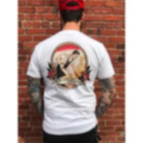 Shirts coming soon! Artwork by _eiland_hogan  and shirt printing done by _gilrilla 🛠 #America #Amer
