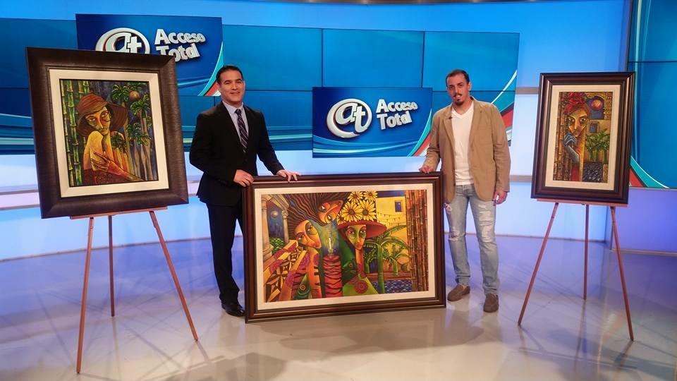 Acceso Total, Telemundo 51