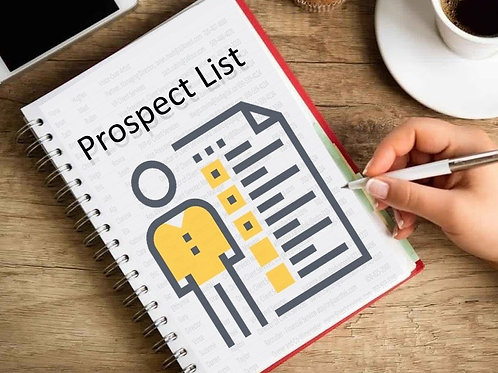 Custom Prospect List