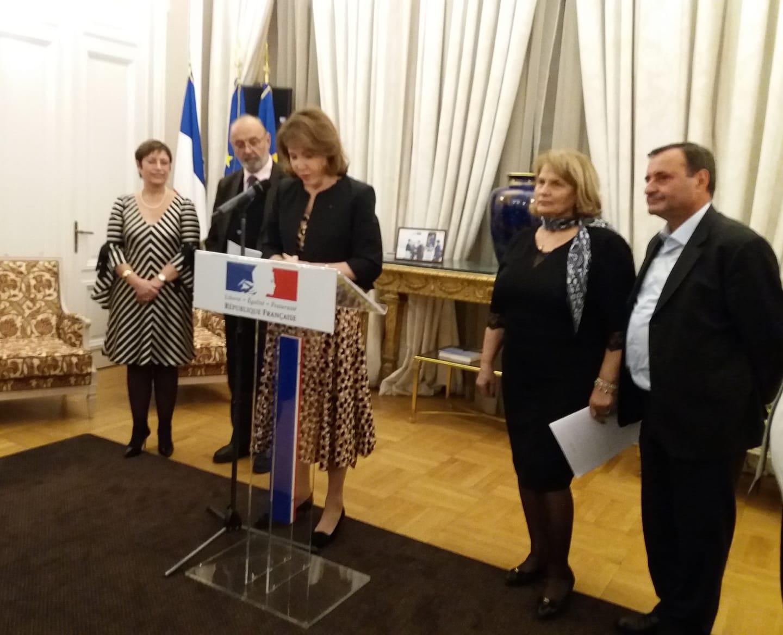 Voyage d'études en Roumanie avec les élus de Puisaye-Forterre
