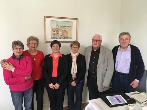 Rencontre avec les agriculteurs retraités de la FDSEA de l'Yonne