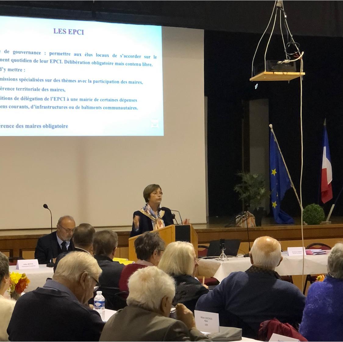 Intervention dans le cadre des Entretiens de Champignelles, le 15 novembre