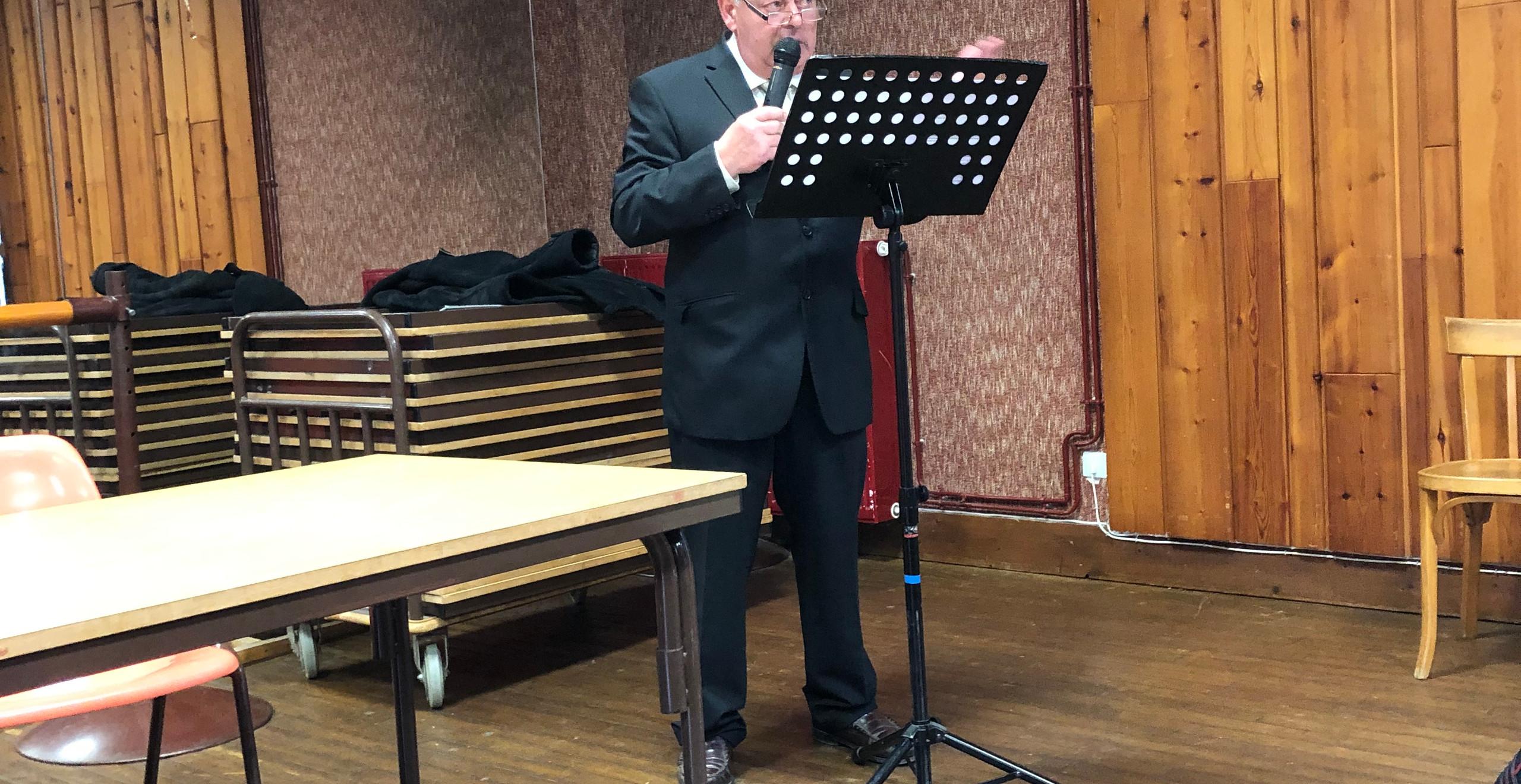 Voeux de Villiers-sur-Tholon, le 12 janvier