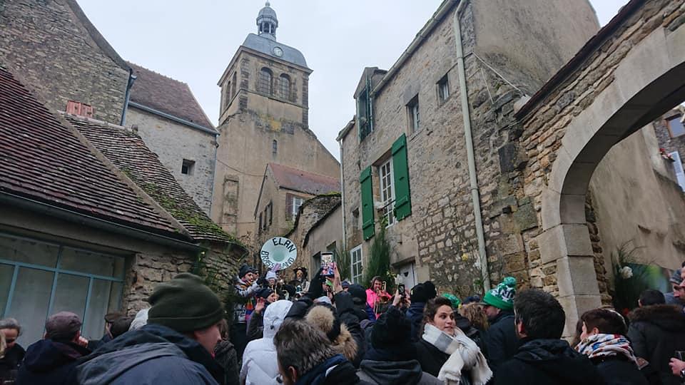Saint-Vincent tournante de Bourgogne, le 26 janvier à Vézelay