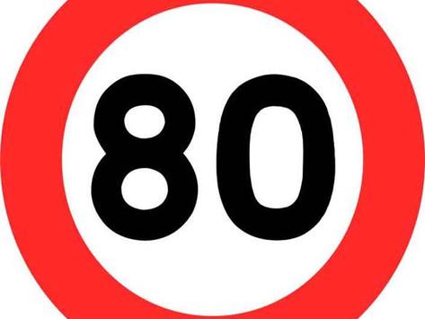 Amendement sur les 80 km/h