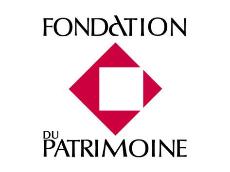 Proposition de Loi (PPL) pour moderniser les fonctionnements de la fondation du Patrimoine