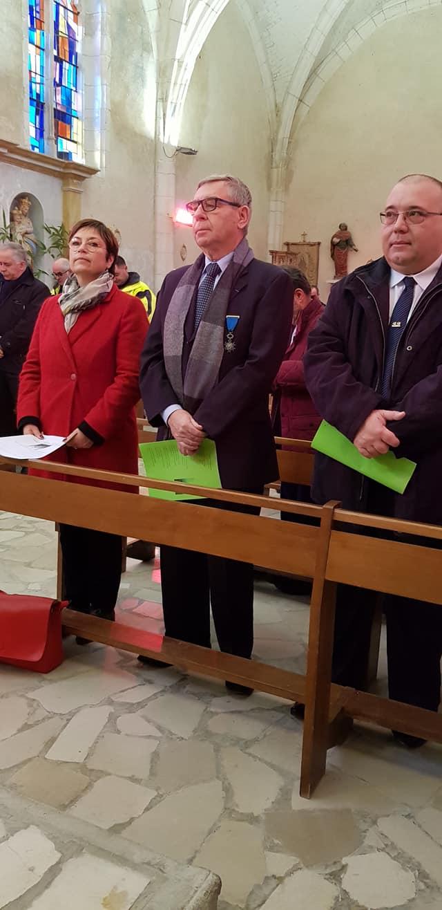 Sainte-Barbe départementale, le 14 décembre