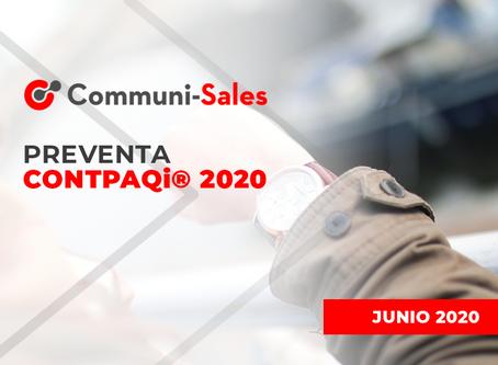 Preventa CONTPAQi® 2020