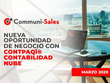 Nueva oportunidad de negocio con CONTPAQi® Contabilidad Nube