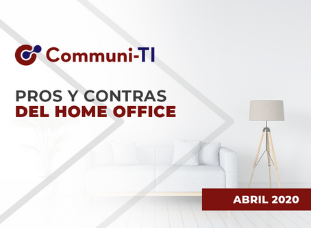 Pros y contras del Home Office