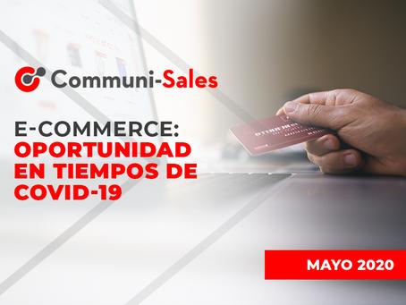 e-commerce: Oportunidad en tiempos de COVID-19