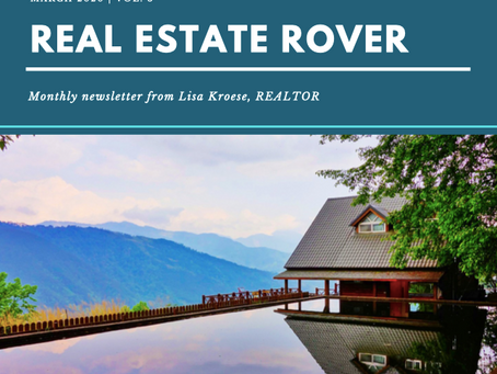 The March 2020 Pasadena Real Estate Rover Newsletter