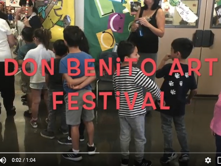 Pasadena Unified Public Schools: Don Benito Fundamental School's Art Festival