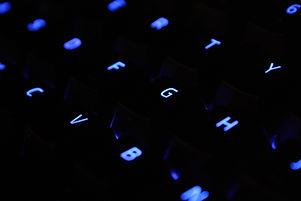 Canva - Close Up Shot of Black Computer