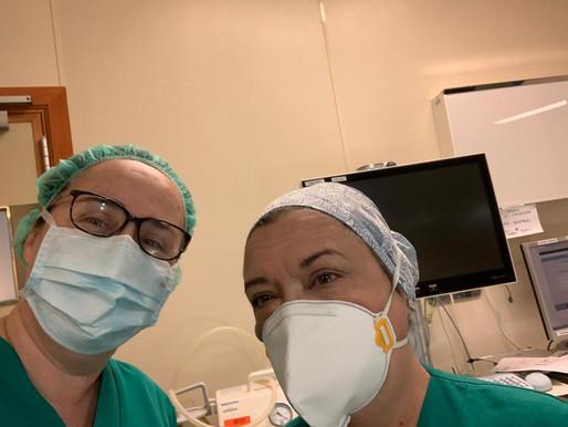 Cirugía en tiempos de pandemia.