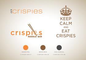 Eat Crispies Branding