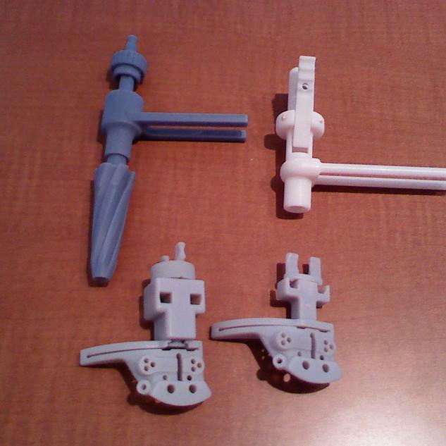 SLA Prototypes