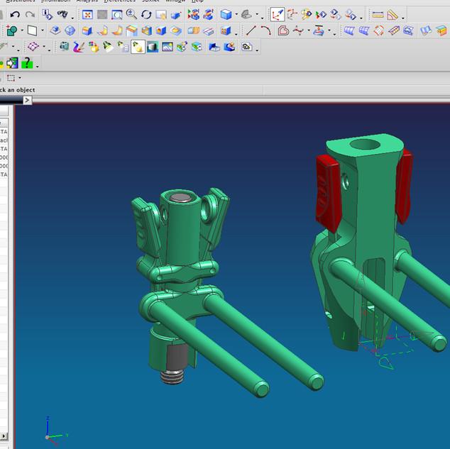 CAD Redesign