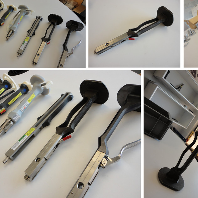 Various System Handle Designs