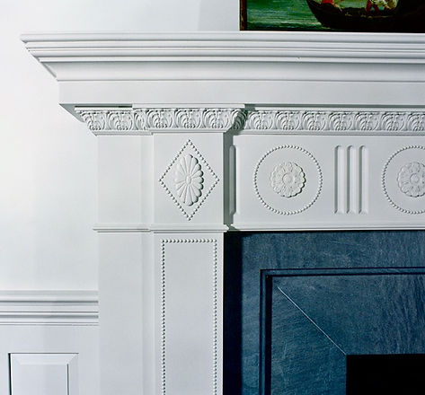 White studded Mantle.jpg