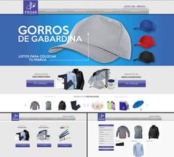 Sitio web Proar