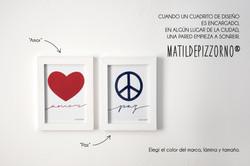 Amor, Paz