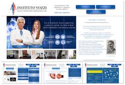 Sitio web Instituto Vozzi