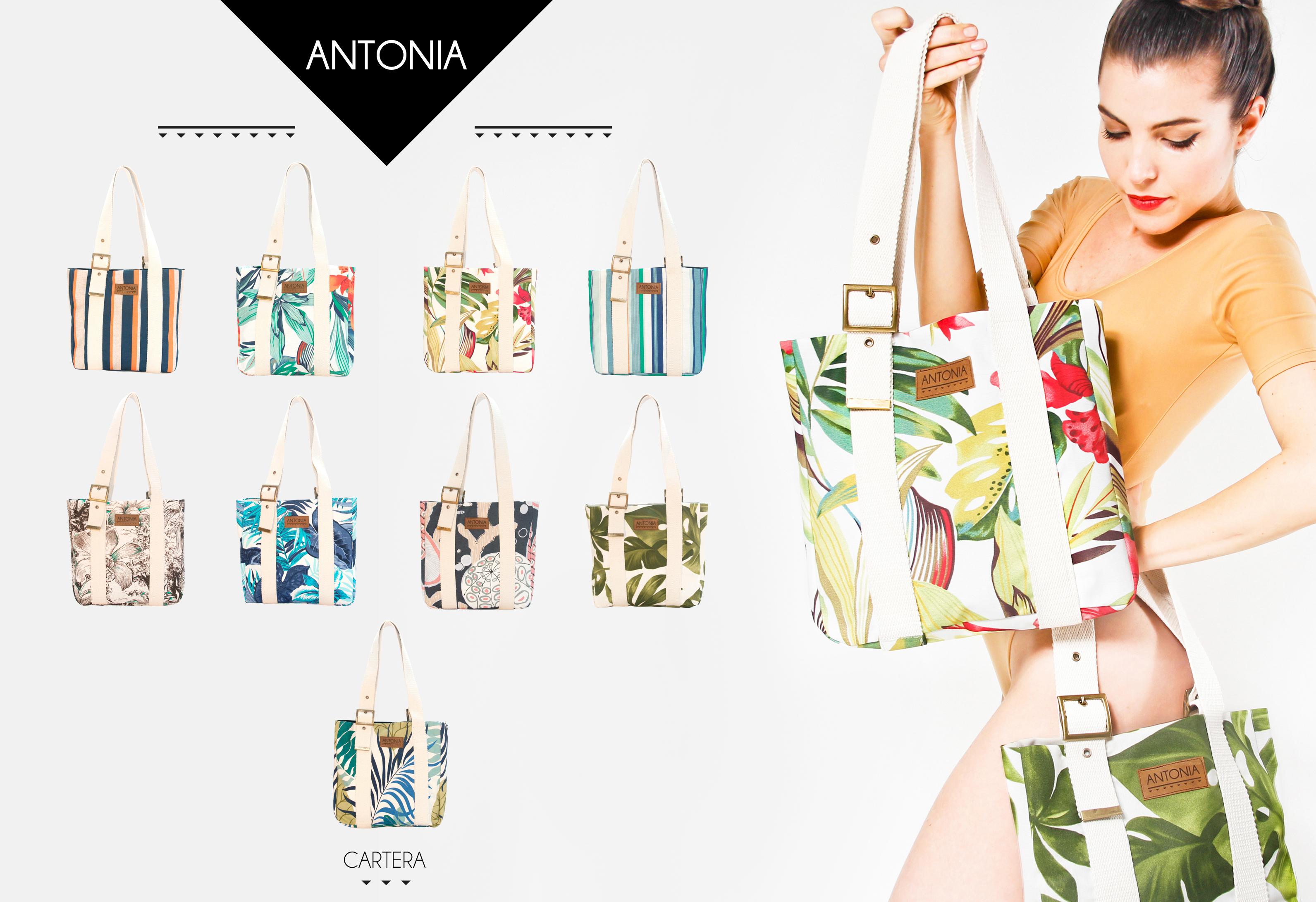 Antonia - Redes sociales