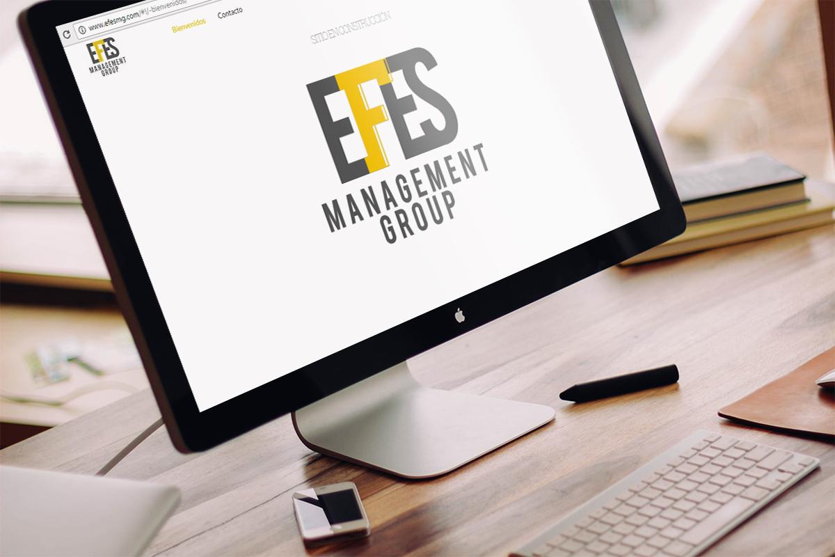 Sitio Web EFES