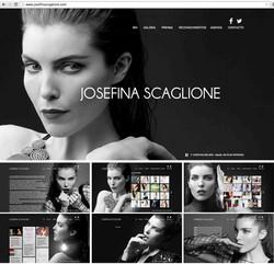 Sitio web Josefina Scaglione