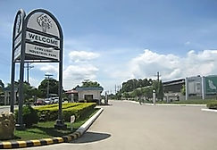 Cebu Light Industrial Park entrance