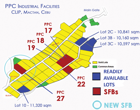 Site Development Plan (Click for full view)