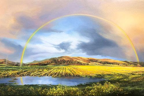 Promise - Half Moon Bay Rainbow