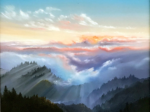 Ridge Sunrays