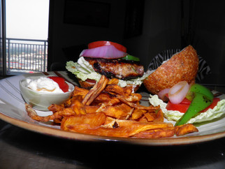 Summer and Picnics - Week 4 - Sweet Potato Fries - USA