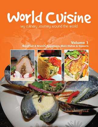 World Cuisine - Volume 1, 2 & 3
