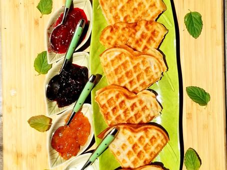 The Summer of Sweden - Week 2 - Swedish Pancakes