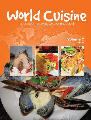 World Cuisine Volume 2 - Sauces