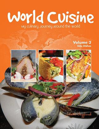 World Cuisine Volume 3 - Side Dishes