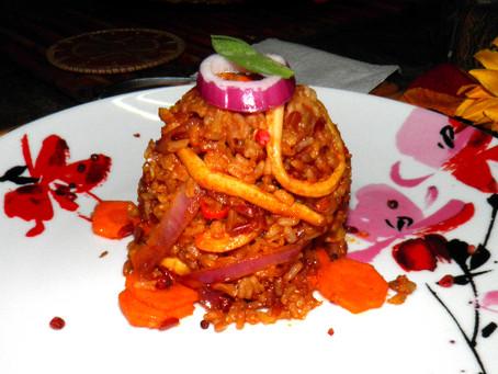Nigerian Nights - Week 1 - Jollof Rice - Nigeria