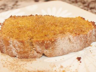 Pumpkin & Spice - Week 1 - Pumpkin Spice Cake