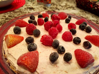 Spring Freshness - Week 2 - Strawberry Cream Crepe Cake (Dessert Version) - France